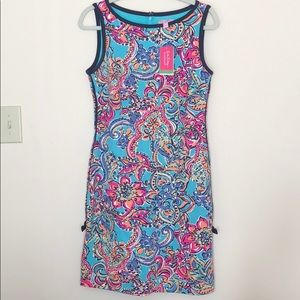 Lilly Pulitzer fluorescent Francesca dress